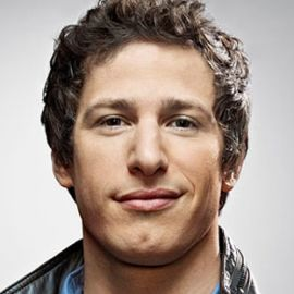 Andy Samberg Headshot
