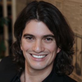 Adam Neumann Headshot