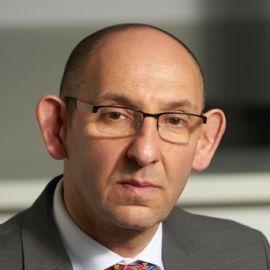 Jeremy Dein Q.C Leading Criminal Defence Barrister, London, England Headshot