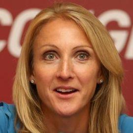 Paula Radcliffe Headshot