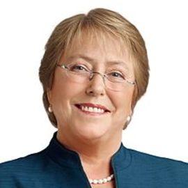 Michelle Bachelet Headshot