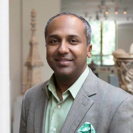 Sree Sreenivasan Headshot