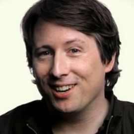 Joe Cornish Headshot