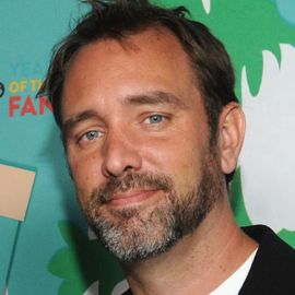 Trey Parker Headshot