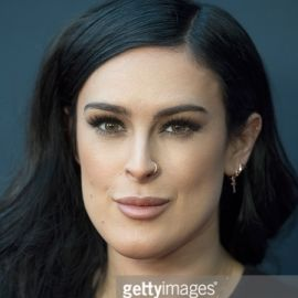 Rumer Willis Headshot