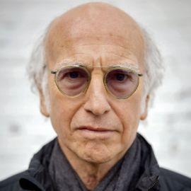 Larry David Headshot