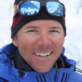 Chris Davenport Headshot