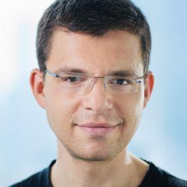Max Levchin Headshot
