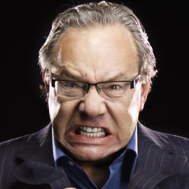 Lewis Black Headshot