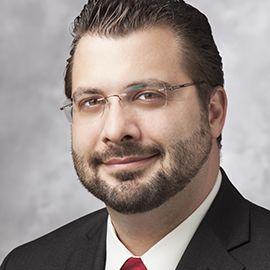 Sean P. Klein Headshot