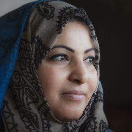 Ameera Ahmad Harouda Speaker Agent