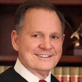 Judge Roy Moore Headshot