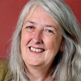 Mary Beard Headshot