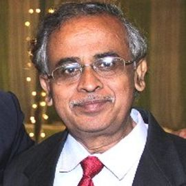 Prem Kamble Headshot