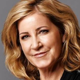 Chris Evert Headshot