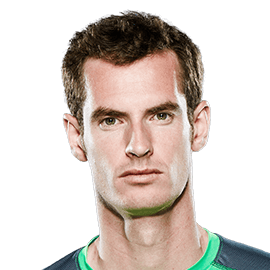 Andy Murray Headshot