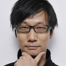 Hideo Kojima Headshot