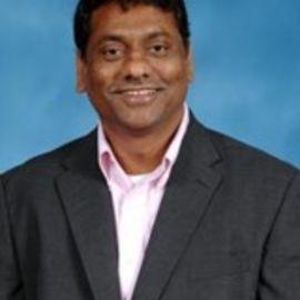 Dhanasekhar Damodaram Headshot