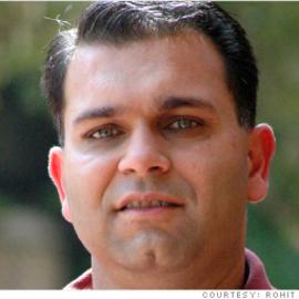 Rohit Agarwal Headshot