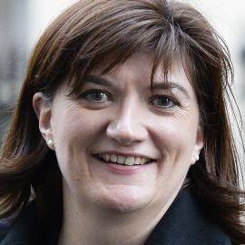 Nicky Morgan Speaker Agent
