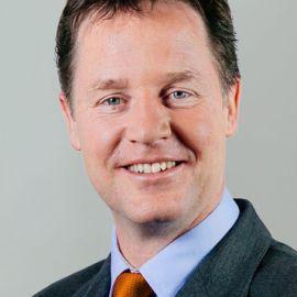 Nick Clegg Headshot