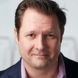 Dirk Ahlborn Headshot