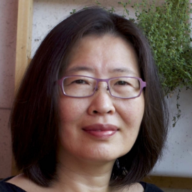 Dr. Chyng Sun, Ph.D. Headshot