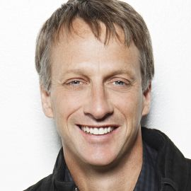 Tony Hawk Headshot