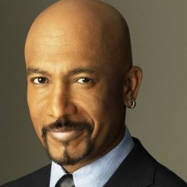 Montel Williams Headshot