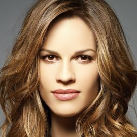 Hilary Swank Headshot