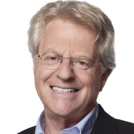 Jerry Springer Headshot