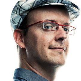 Patrick Meier Headshot