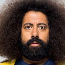 Reggie Watts Headshot