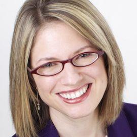 Dr. Robyn Silverman Headshot
