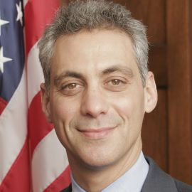 Rahm Emanuel Headshot