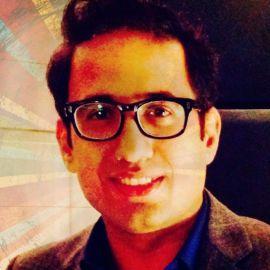 Deepak Sharma Headshot