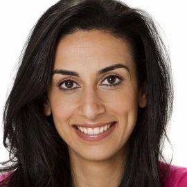 Shirin Laor-Raz Salemnia Headshot