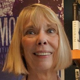 Sandra Grimes Headshot