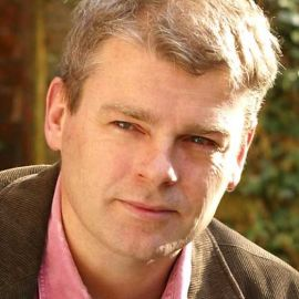 Mark Haddon Headshot