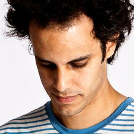 Four Tet Headshot