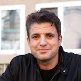Dave Zirin Headshot