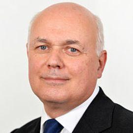 Iain Duncan Smith Speaker Agent