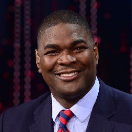 Keyshawn Johnson Headshot