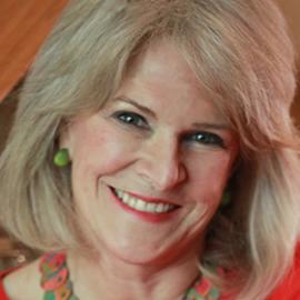 Linda Crill Headshot