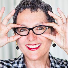 Lynda Weinman Headshot