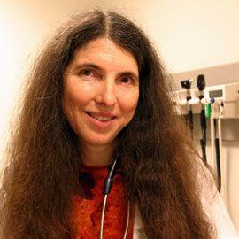 Dr. Steffie Woolhandler Headshot