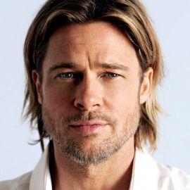 Brad Pitt Headshot