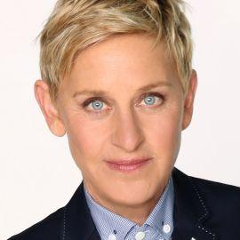 Ellen DeGeneres Headshot