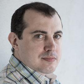 Andreas M. Antonopoulos Headshot