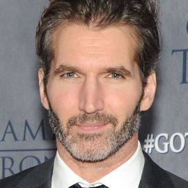 David Benioff Headshot